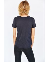 Truly Madly Deeply Black Emma Tee