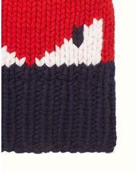 Fendi - Blue Hat for Men - Lyst