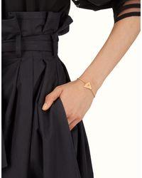 Fendi - Orange Rainbow Armband Rainbow Armband - Lyst