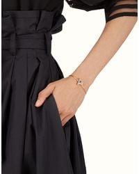 Fendi - Multicolor Bracelet Bracelet - Lyst