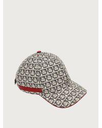 Ferragamo Baseball Cap - Multicolor