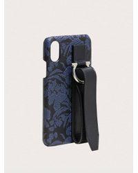 Ferragamo Iphone® X Cover - Black