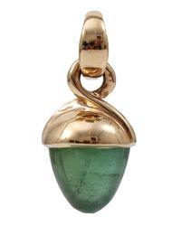 Tamara Comolli | Green Peridot Mikado Bouquet Pendant | Lyst