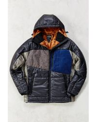 Manastash | Gray Perpri 100 Jacket for Men | Lyst