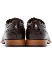 PS by Paul Smith Brown Talbot Brogues for men