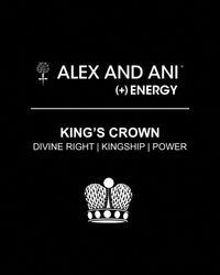 ALEX AND ANI Metallic King's Crown Bangle