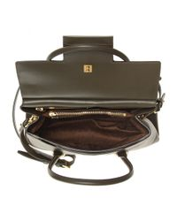 Tom Ford - Black Icon Small Leather Tote - Lyst