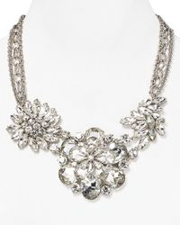 Carolee | Metallic Haute Hollywood Statement Necklace 20 | Lyst