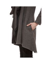 Greg Lauren - Gray Nomad Coat - Lyst
