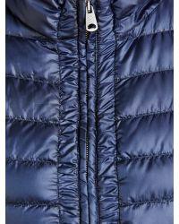 Weekend by Maxmara Blue Perim Quilted Jacket