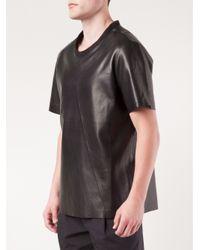 BLK DNM Black Basic T-Shirt for men
