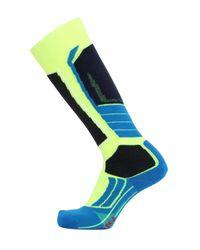 Falke - Blue Sk2 Medium Volume Wool Blend Ski Socks for Men - Lyst