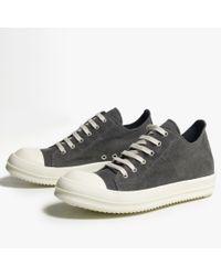 James Perse | Gray Drkshdw Low-top Sneakers - Mens for Men | Lyst