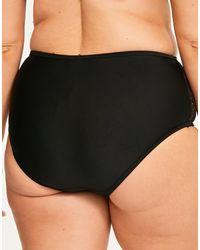 Curvy Kate - Black Rush Cheeky Bikini Short - Lyst
