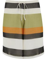 Finery London - Multicolor Lexham Shorts - Lyst