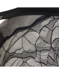 Calvin Klein - Black Lace Hipsters - Lyst