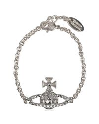 Vivienne Westwood - Metallic Mayfair Bracelet - Lyst