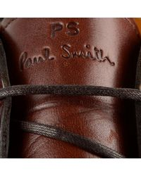 Paul Smith - Brown Chukka Boots for Men - Lyst