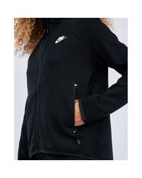 Nike Black Tech Fleece Cape