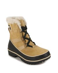 Sorel | Brown Weather Proof Boot | Lyst