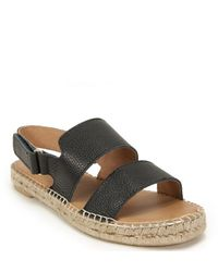 275 Central - White Leather Espadrille Sandals - Lyst
