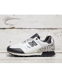 New Balance | Gray X Undftd Trailbuster 'unbalanced' Collection | Lyst