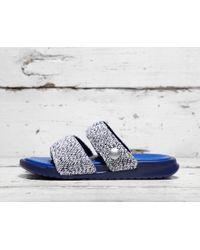 Nike | Blue Pigalle Benassi Ul | Lyst