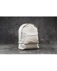 Mi-Pac | Gray Tumbled Backpack Light Grey for Men | Lyst