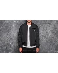 Footshop | Cheap Monday Ultimate Bomber Black for Men | Lyst