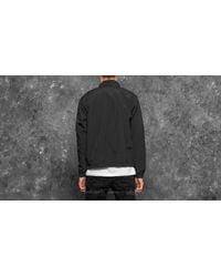 Carhartt WIP - Division Script Jacket Black/ White for Men - Lyst
