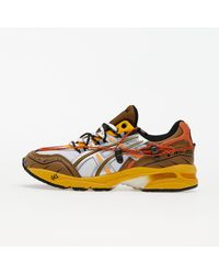 X Andersson Bell GEL-1090 White/ Orange Asics pour homme