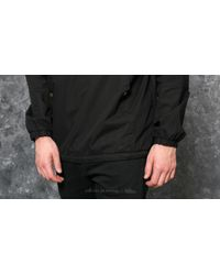 Huf Apparel Jacket Explorer-1 Anorak Jacket Black for men