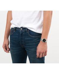 Levi's 501 Slim Taper Jeans Dark Blue Levi's de hombre