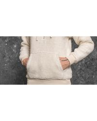 Vans Natural Subculture Sherpa Pullover Hoodie