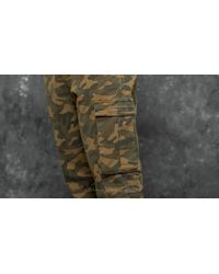 Stampd - Green Tract Cargo Camo for Men - Lyst