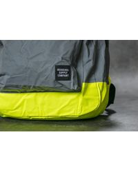 Herschel Supply Co. Multicolor Pa Daypack Silver/ Yelow Neon Reflective for men