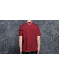 Adidas Originals - Red Adidas Xbyo Shortsleeve Tee Collegiate Burgundy for Men - Lyst