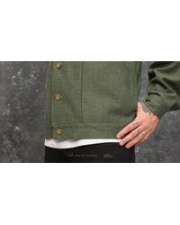 Footshop My Dear Clothing By Nik Denim Jacket Green for men