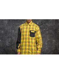 X LAFORMELA Shirt Yellow/ Black Footshop