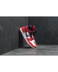 Nike Sb Zoom Dunk High Elite University Red/ College Navy for men