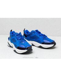 huge discount 30dbb 2ddc8 Lyst - Nike M2k Tekno W Racer Blue  Regency Purple in Blue