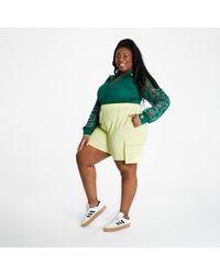 Adidas x Ivy Park 4All Shorts Yellow di Adidas Originals