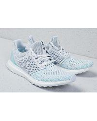 Adidas x Parley Ultraboost LTD Ftw White/ Ftw White/ Blue Spirit Adidas Originals pour homme