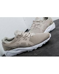 Asics - Gray Gel-kayano Trainer Evo Feather Grey/ Feather Grey for Men - Lyst