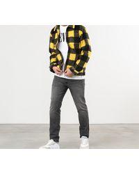 501 Slim Taper Jeans Black Levi's pour homme