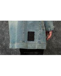 PUMA Blue X Xo Denim Kimono Bleached Denim for men