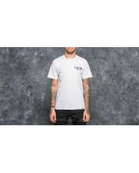 Carhartt WIP Multicolor Puzzle T-shirt Ash Heather for men
