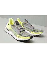 Adidas UltraBOOST 19 M Grey Three/ Grey Three/ Core Black Adidas Originals pour homme en coloris Gray
