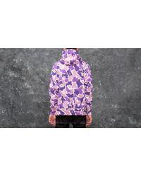 Footshop Ripndip Nermal Camo Hoodie Purple for men
