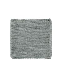 Forever 21 Gray Chunky Knit Infinity Scarf